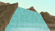 S1 E9 waterfall from bellow