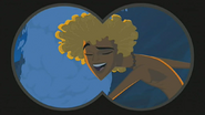 S2 E1 Emma sees Broseph sleep surfing