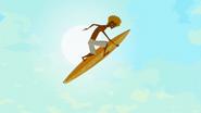 S1 E6 Broseph surfing
