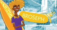 Broseph bell hop
