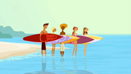 """S2 E7 Reef says """"epic fail"""", Fin says """"worst wave ever"""""""