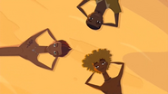 S1 E11 Johnny and Reef remember all the fun times they had with Broseph 16 they relax on the beach