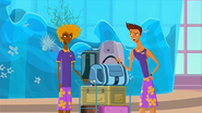 """S1 E15 Reef tells Broseph """"I've a spot for you on my surf crew"""""""