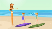 """S1 E9 Lo tells them """"This afternoon we hit the waves"""""""