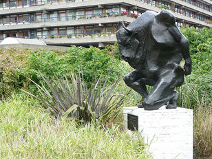 The Minotaur, Barbican