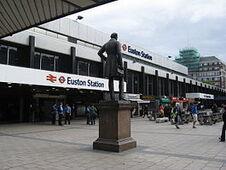 Euston Station London - geograph.org.uk - 1309275