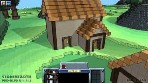 First Look at Stonehearth!