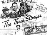 Monkey Businessmen