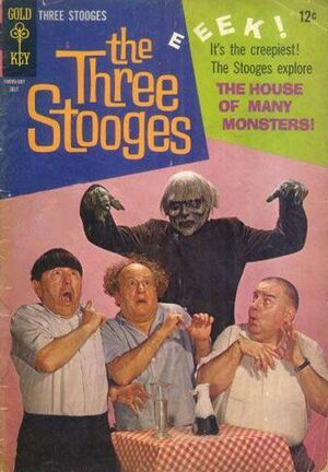 Three stooges issue 24