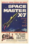 Poster of the movie Space Master X-7