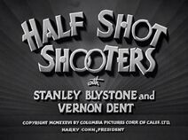Half Shot Shooters