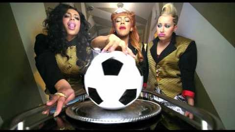 Stooshe Love Me feat. Travie McCoy (Official Video)