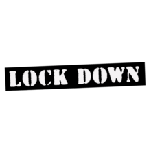 LOCK DOWN-LOGO