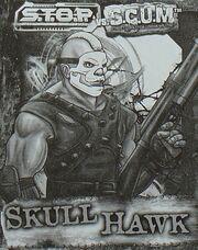 Skull hawk pic
