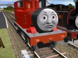 The Red Tank Engine