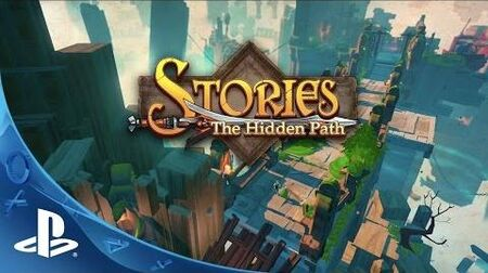 Stories The Hidden Path - Reveal Trailer PS4