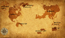 Mapa Zorfar