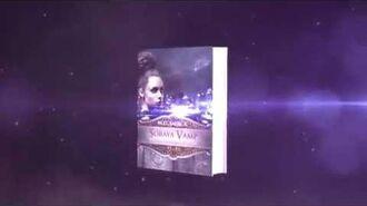 Soraya Vamp, la revanche des Olympiens (booktrailer)