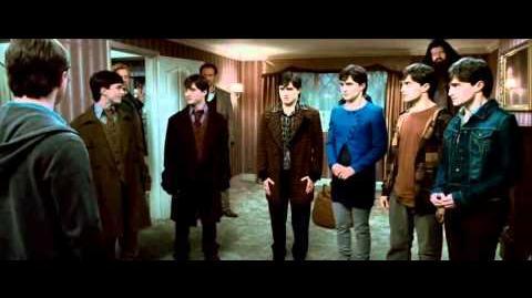 Harry Potter et les Reliques de la Mort, 1ère partie - Bande annonce en français !! VF HD