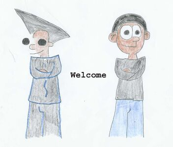 Stories and Info Wiki Welcome Drawing