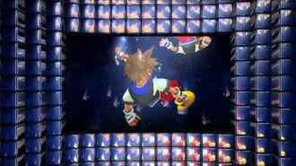 Kingdom Hearts 3D Dream Drop Distance Trailer for Nintendo 3DS (1080p)