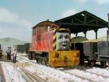 Salty the Dockyard Diesel