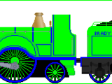 Brady (steam engine)