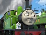 Oliver (steam engine)