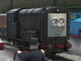 List of Diesel and Electric Engines in Stories From Sodor