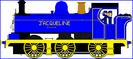JackieSprite(Blue&Yellow)