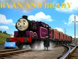 Ryan and Brady