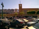 Sidi Gaber Railway Station
