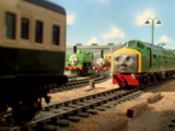 Duck, Stepney, and The Diesel Engine