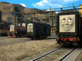 Diesel's New Friend