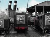 Devious Diesel the Evil Diesel