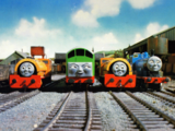 Bill, Ben, and BoCo