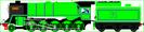 MarieSprite(Green)