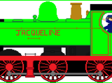 Jackie's New Paint