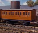 Orange1stClassCoachModel