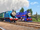 Thomas and Hong-Mei