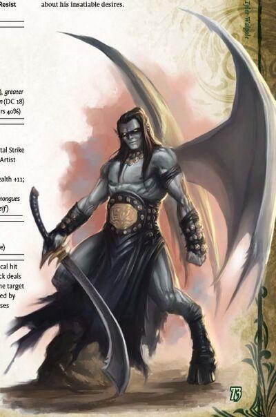 Demon, Incubus