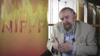 Interview Michael Moorcock - NIFFF 2015