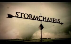 Storm Chasers title logo