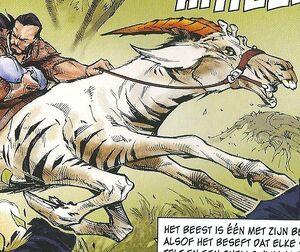 Deep World Horsegoat 1