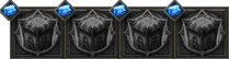 Fortifications (Lvl 2) Scrolls (Unobtained-Sapphire)-icon