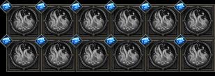 Light of Eldur Scrolls (Unobtained-Sapphire)-icon