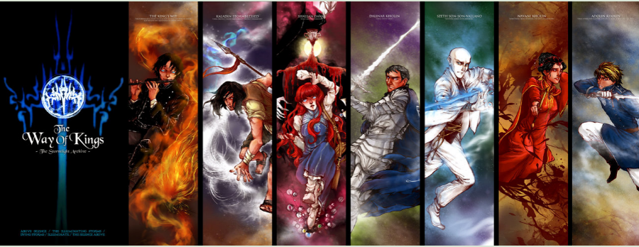 The Way Of Kings Stormlight Archive Wiki Fandom Powered By Wikia