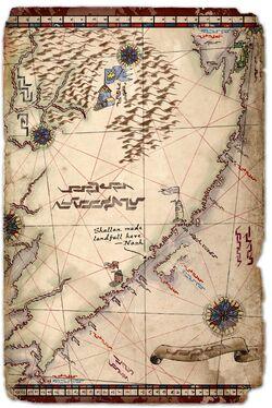 Map frostlands