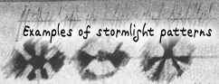Stormlight Patterns