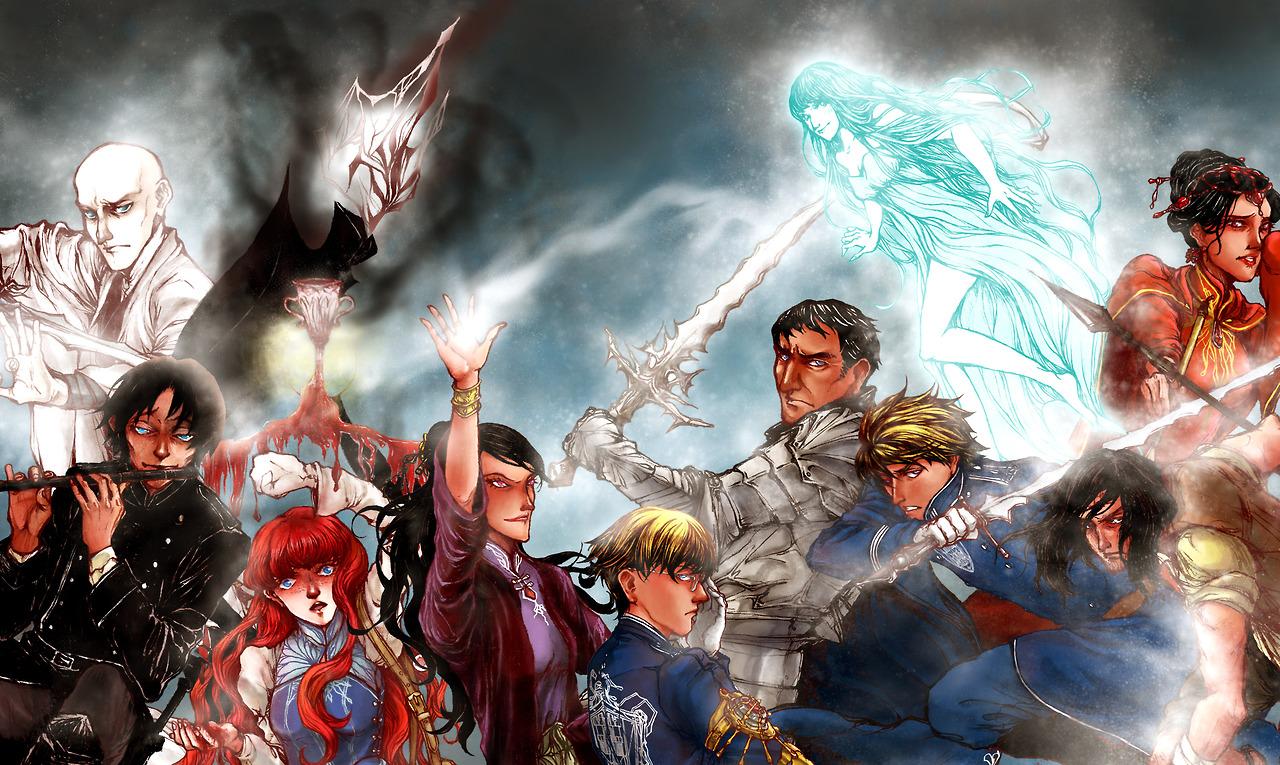 Knights Radiant Stormlight Archive Wiki Fandom Powered By Wikia